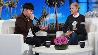 Korean Beatboxer 'Bigman' Daeung Yun Wows Ellen