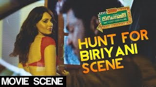 Biriyani - Hunt for Biriyani | Karthi, Hansika, PremG | Venkat Prabu | Yuvan width=