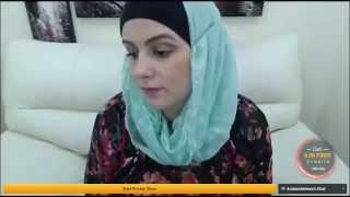 hijab webcam show