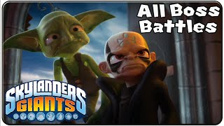 getlinkyoutube.com-Skylanders Giants All Bosses