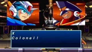 getlinkyoutube.com-Mega Man X4 (X)