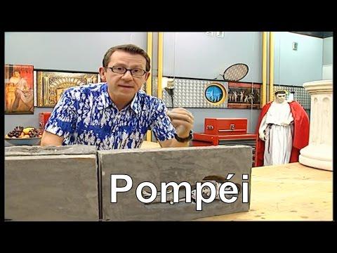 Pourquoi à Pompéi les corps sont-ils restés figés ? - C'est pas sorcier