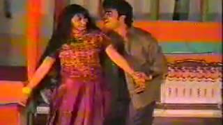 "getlinkyoutube.com-aijaz kolachi stage dance attaullah niazi stage drama ""mohabbat jo pegham"""