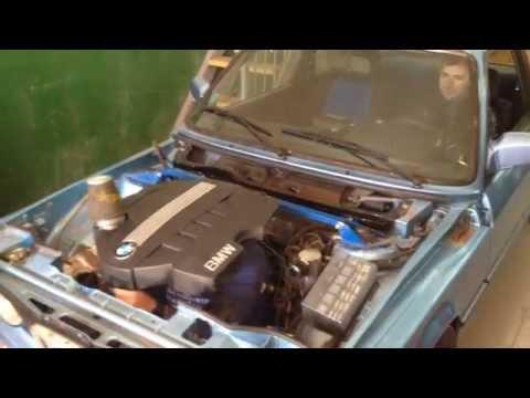 Новый мотор. ГИБРИД. Человек и бензин. СМЕШНО! New engine by Dieselok md