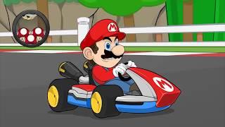 18+ [Пародия] Racist Mario - Расист Марио (Rus by Mia & Rissy)