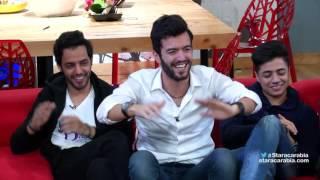 getlinkyoutube.com-هايدي، مروان، نيسم، و محمد عباس في جلسة السوشيال ميديا الاخيرة - ستار اكاديمي 11 - 24/12/2016