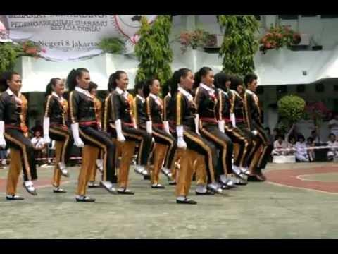 PD PBB Paskibra SMA Negeri 6 Jakarta