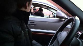 getlinkyoutube.com-Jeep Grand Cherokee 4.7 WG vs Audi Q7 3.0TDI