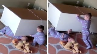 getlinkyoutube.com-2-jähriger vollbringt unglaubliche Rettungsaktion! Warum eigentlich unglaublich?