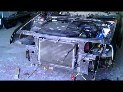 ВАЗ 2108 Сердце Honda 3.0 V6 VTEC