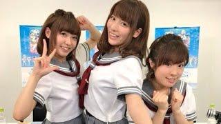 getlinkyoutube.com-【ラブライブ】伊波杏樹、降幡愛、斉藤朱夏、CYaRon!が最高に輝いてる瞬間