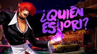 getlinkyoutube.com-La Historia de Iori Yagami (The King Of Fighters)