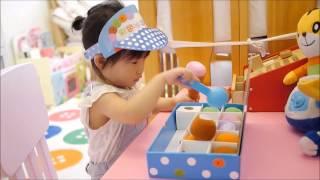 getlinkyoutube.com-2Y3M小語希玩巧虎冰淇淋遊戲組