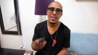 Marques houston - Noize (making of)