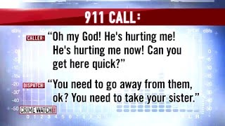 getlinkyoutube.com-Daughter Recounts Mother Running Over Father With Car in Terrified 911 Call - Crime Watch Daily