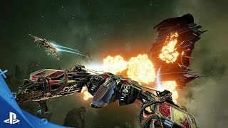 EVE: Valkyrie - E3 2016 Gameplay Trailer