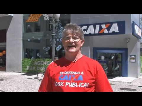 Caixa 100% pública: João Paulo