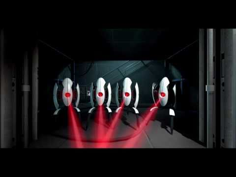 Portal 2 - Turret Orchestra Song HD (With Lyrics)