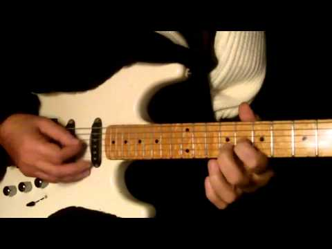Dil ke  jharoke mein tujhko...Guitar Instrumental..Please use headphones for better sound..{:-)