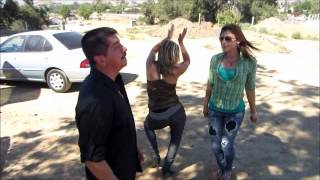 getlinkyoutube.com-arre caballito miguel gastelum 2012 estudio video con las hermanas barraza