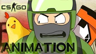 getlinkyoutube.com-[CS:GO Animation] Tick Tick Boom - COUNTER STRIKE Music Video