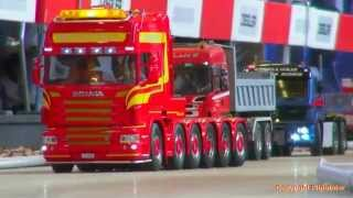 getlinkyoutube.com-Scania 6 Axle heavy haul vestas