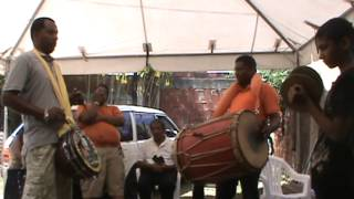 getlinkyoutube.com-The T&TEC Malick Tassa Drummers at a Bhandara