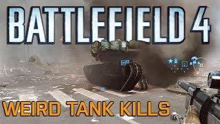 getlinkyoutube.com-Battlefield 4 - Killing Tanks with Things That Don't Normally Kill Tanks