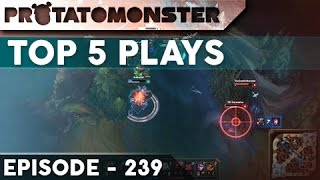 League of Legends Top 5 Plays Week 239