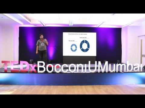 Coding is the new literacy | Raj Desai | TEDxBocconiUMumbai