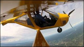 Skydiving from Ultralights at Luftsportsuka 2015