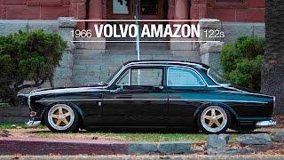 1966 Volvo Amazon 122s