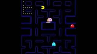 getlinkyoutube.com-Pac-Man Arcade gameplay