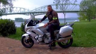 getlinkyoutube.com-Yamaha FJR1300 teszt 2016 - Onroad.hu