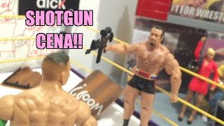GTS WRESTLING: Have NICE Day! WWE Figure Matches Animation! Mattel Elites PPV Event!