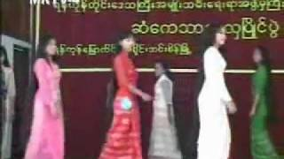 getlinkyoutube.com-Myanmar Long Hair Show 2