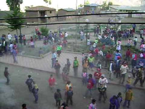 Chacolla - Yapuy 2008 fiesta tradicional - juego de  03 - Arrochojay