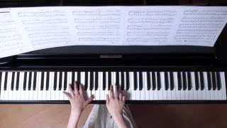 getlinkyoutube.com-にじいろ  ピアノ 絢香 NHK朝の連続テレビ小説「花子とアン」主題歌