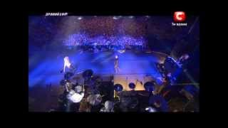 getlinkyoutube.com-Adam Lambert with QUEEN - Bohemian Rhapsody (Kiev)