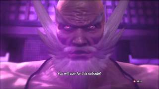 getlinkyoutube.com-Tekken Tag Tournament 2 : Jinpachi Ending