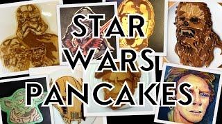 getlinkyoutube.com-Star Wars Pancakes