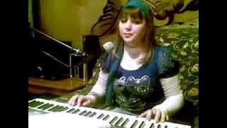 getlinkyoutube.com-чеченка очень красиво поёт