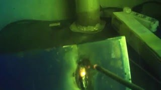 getlinkyoutube.com-Сварка тонкого металла 1мм. электродами 3,2мм. и 2.6мм. Welding of thin metal 1mm .