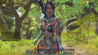 Azera Online KR Character Creation+Gameplay
