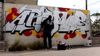ΑΡΤΕΜIOΣ @ Graffiti Challenge