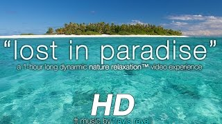"getlinkyoutube.com-""Lost in Paradise: Hidden Fiji Islands"" Nature Relaxation Experience w/ Music 1080p HD"