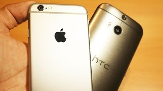 getlinkyoutube.com-iPhone 6 vs HTC One M8 - Yes, I switched back
