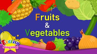 getlinkyoutube.com-Kids vocabulary - Fruits & Vegetables 1 - Learn English for kids - English educational video