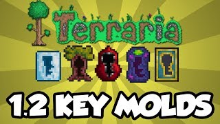 getlinkyoutube.com-Terraria 1.2 Console Features - Key Molds / Dungeon Chests (Terraria Console 1.2 Update)