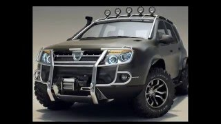 getlinkyoutube.com-Аксессуары для Рено Дастер - Аccessories for Renault Duster/Dacia אַקסעססאָריעס
